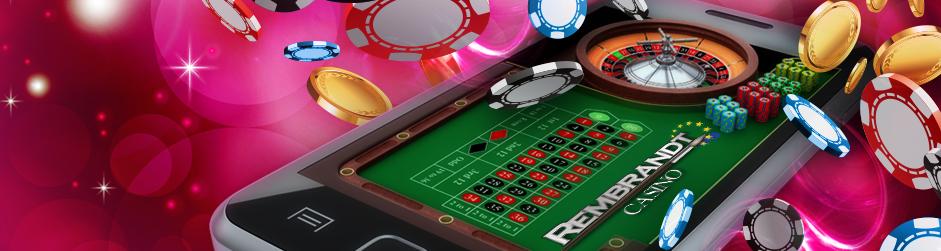 Rembrandt Casino gaat mobiel