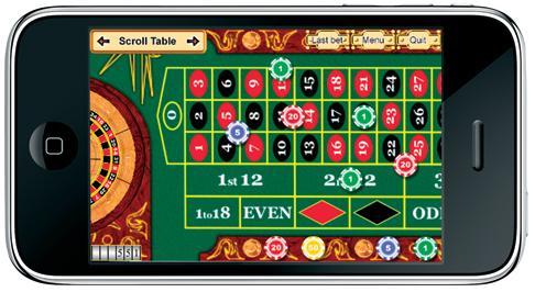 Casino spelen op je mobiele telefoon of tablet